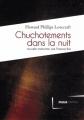 Couverture Celui qui chuchotait dans les ténèbres / Chuchotements dans les ténèbres Editions Publie.net 2012
