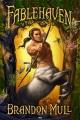 Couverture Fablehaven, tome 3 : Le fléau de l'ombre Editions AdA 2014