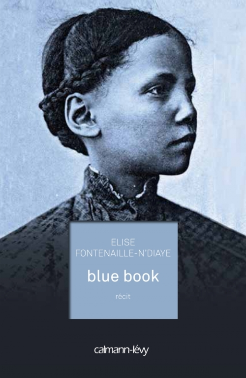 Couverture Blue Book