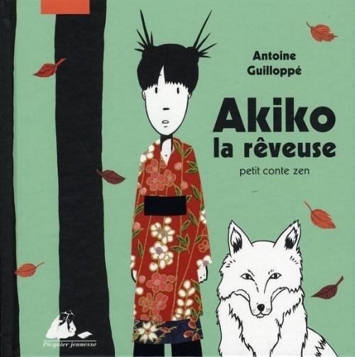 Couverture Akiko la rêveuse