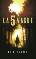 Couverture La 5e vague, tome 1 Editions France loisirs 2015