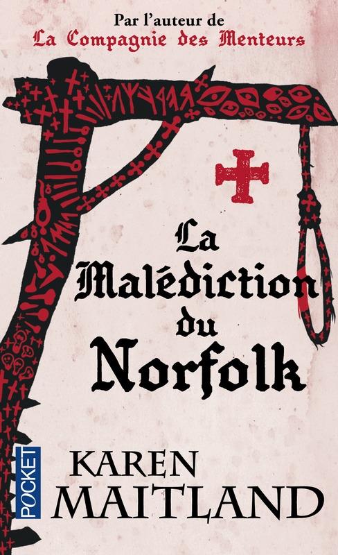 Couverture La malédiction de Norfolk