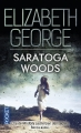 Couverture The Edge of Nowhere, tome 1 : Saratoga Woods Editions Pocket (Thriller) 2015