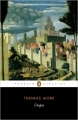 Couverture L'utopie Editions Penguin books 2003