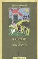 Couverture Lettres de mon moulin Editions Climats 1997