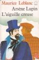 Couverture L'aiguille creuse Editions Le Livre de Poche (Jeunesse) 1989