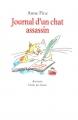 Couverture Journal d'un chat assassin Editions L'école des loisirs (Animax) 2000