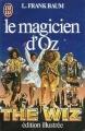 Couverture Le magicien d'Oz Editions J'ai Lu 1984
