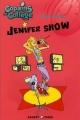 Couverture Copain de collège : Jenifer show Editions Rageot (Poche) 2005