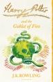 Couverture Harry Potter, tome 4 : Harry Potter et la coupe de feu Editions Bloomsbury 2012