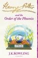 Couverture Harry Potter, tome 5 : Harry Potter et l'ordre du phénix Editions Bloomsbury 2012