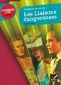 Couverture Les Liaisons dangereuses Editions Hatier (Classiques & cie - Lycée) 2011