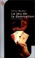 Couverture Le Jeu de la damnation Editions J'ai Lu (Fantastique) 1989