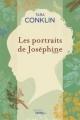 Couverture Les portraits de Joséphine Editions Recto-Verso 2014