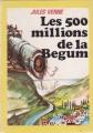 Couverture Les 500 millions de la Bégum / Les cinq cents millions de la Bégum Editions France Inter (Cerise) 1990