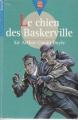 Couverture Sherlock Holmes, tome 5 : Le Chien des Baskerville Editions Le Livre de Poche (Jeunesse - Senior) 1995