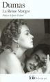 Couverture La reine Margot Editions Folio  (Classique) 2008