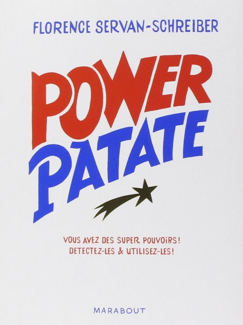 Couverture Power Patate