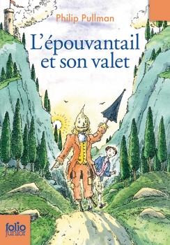 Couverture L'Epouvantail et son valet