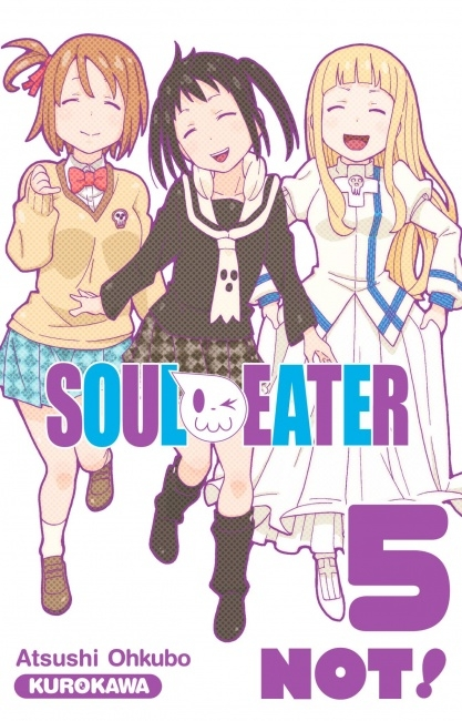 Couverture Soul eater not!, tome 5