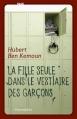 Couverture La fille seule dans le vestiaire des garçons Editions Flammarion (Emotions) 2013