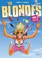 Couverture Les blondes, tome 19 : Ça plane pour moi ! Editions Soleil 2013