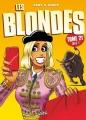 Couverture Les blondes, tome 21 : Olé ! Editions Soleil 2014
