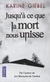 Couverture Jusqu'à ce que la mort nous unisse Editions Pocket (Thriller) 2013
