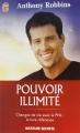 Couverture Pouvoir illimité Editions J'ai Lu (Aventure secrète) 2008