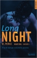 Couverture Night Owl, tome 1 : Long Night Editions Hugo & cie 2015