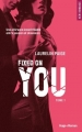 Couverture Fixed, tome 1 : Fixed on You Editions Hugo & cie 2015