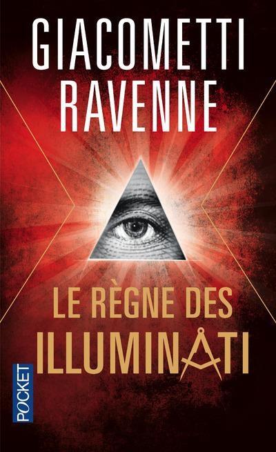 Couverture Commissaire Antoine Marcas, tome 09 : Le règne des Illuminati