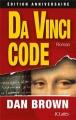 Couverture Robert Langdon, tome 2 : Da Vinci code Editions JC Lattès (Thrillers) 2013