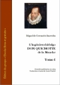 Couverture Don Quichotte, tome 1 Editions Ebooks libres et gratuits 2008