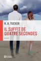 Couverture Ten tiny breaths, tome 3 : Saisir Editions De l'homme 2015