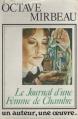 Couverture Journal d'une femme de chambre Editions France Loisirs 1980
