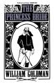 Couverture Princess Bride Editions Bloomsbury USA 1999