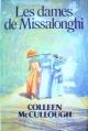 Couverture Les dames de Missalonghi Editions France Loisirs 1987