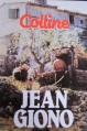 Couverture Colline Editions France Loisirs 1987