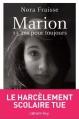 Couverture Marion, 13 ans pour toujours Editions Calmann-Lévy 2015