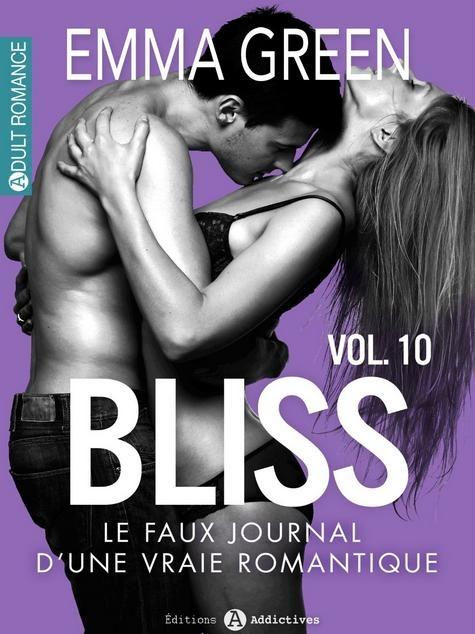 Couverture Bliss, le faux journal d'une vraie romantique, tome 10