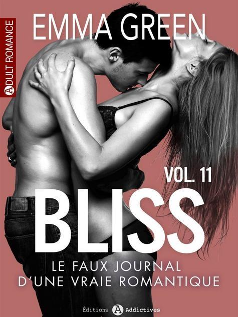 Couverture Bliss, le faux journal d'une vraie romantique, tome 11