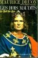 Couverture Les rois maudits, tome 1 : Le roi de fer Editions Del Duca 1965