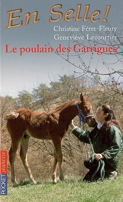 Couverture En Selle !, tome 01 : Le poulain des Garrigues