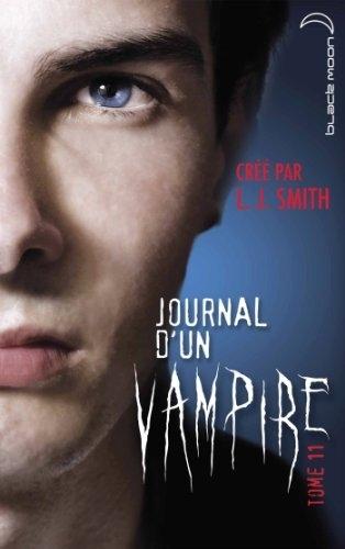 Couverture Journal d'un vampire, tome 11 : Rédemption