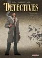 Couverture Détectives, tome 4 : Martin Bec, La cour silencieuse Editions Delcourt (Conquistador) 2015