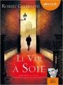 Couverture Le Ver à soie Editions Audiolib (Suspense) 2014