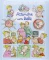 Couverture Attendre un bébé Editions Fleurus (L'imagerie) 2004