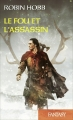 Couverture Le fou et l'assassin, tome 1 Editions France Loisirs 2015