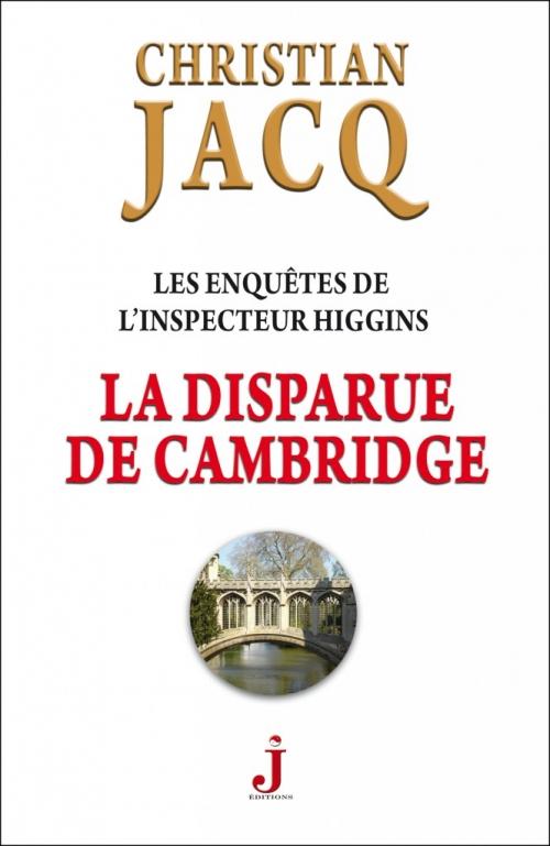 Couverture Les enquêtes de l'inspecteur Higgins, tome 13 : La disparue de Cambridge